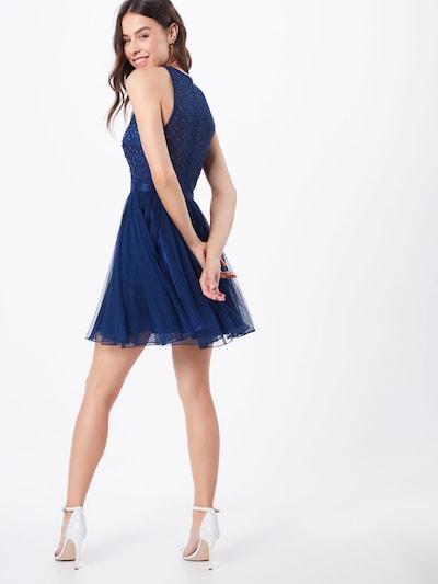 Kokteilinė suknelė iš Laona , spalva - tamsiai mėlyna: Vaizdas iš galinės pusės