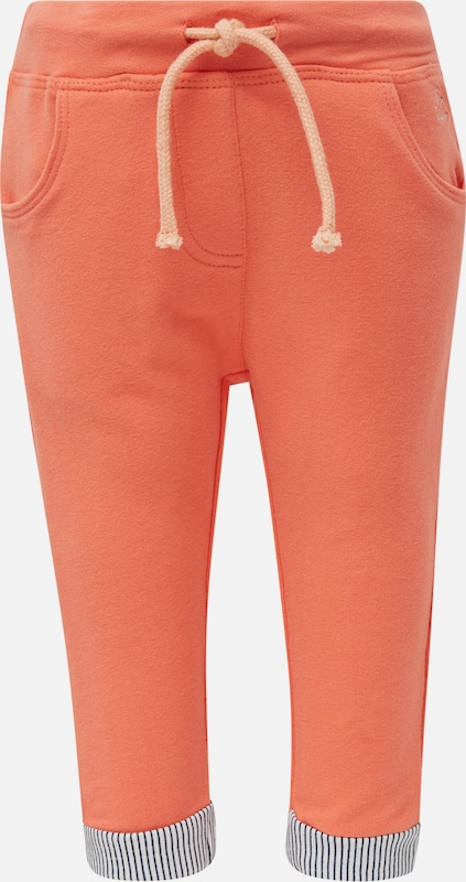 TOM TAILOR Sweathose in orange, Produktansicht