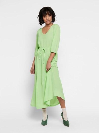 ONLY Kleid in grün, Modelansicht