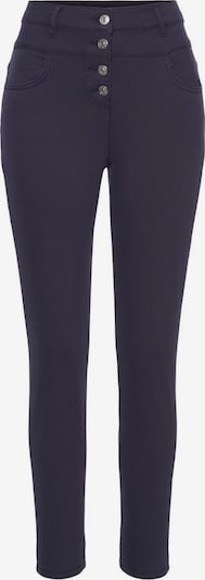 LASCANA Jeans in dunkelblau, Produktansicht
