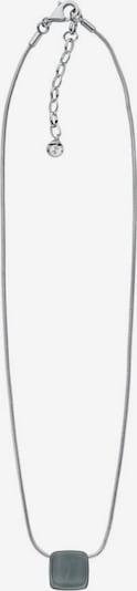 SKAGEN Halskette  'Sea Glass' in grau / silber, Produktansicht