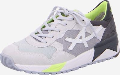 ALLROUNDER BY MEPHISTO Sneakers in hellgrau / dunkelgrau / weiß, Produktansicht