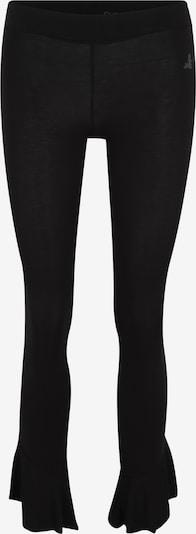 Pantaloni sport CURARE Yogawear pe negru, Vizualizare produs