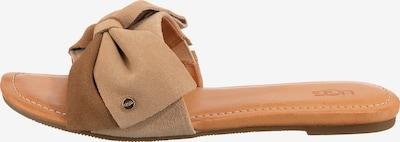 UGG Pantoletten in braun, Produktansicht