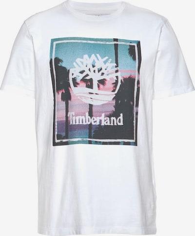 TIMBERLAND H T-Shirt KENNEBEC in weiß, Produktansicht