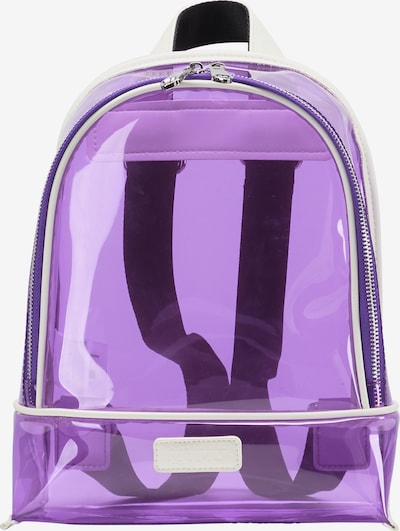 myMo ATHLSR Rucksack in lila, Produktansicht