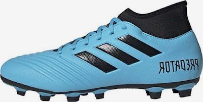 ADIDAS PERFORMANCE Fußballschuh ' Predator 19.4 ' in himmelblau / schwarz, Produktansicht