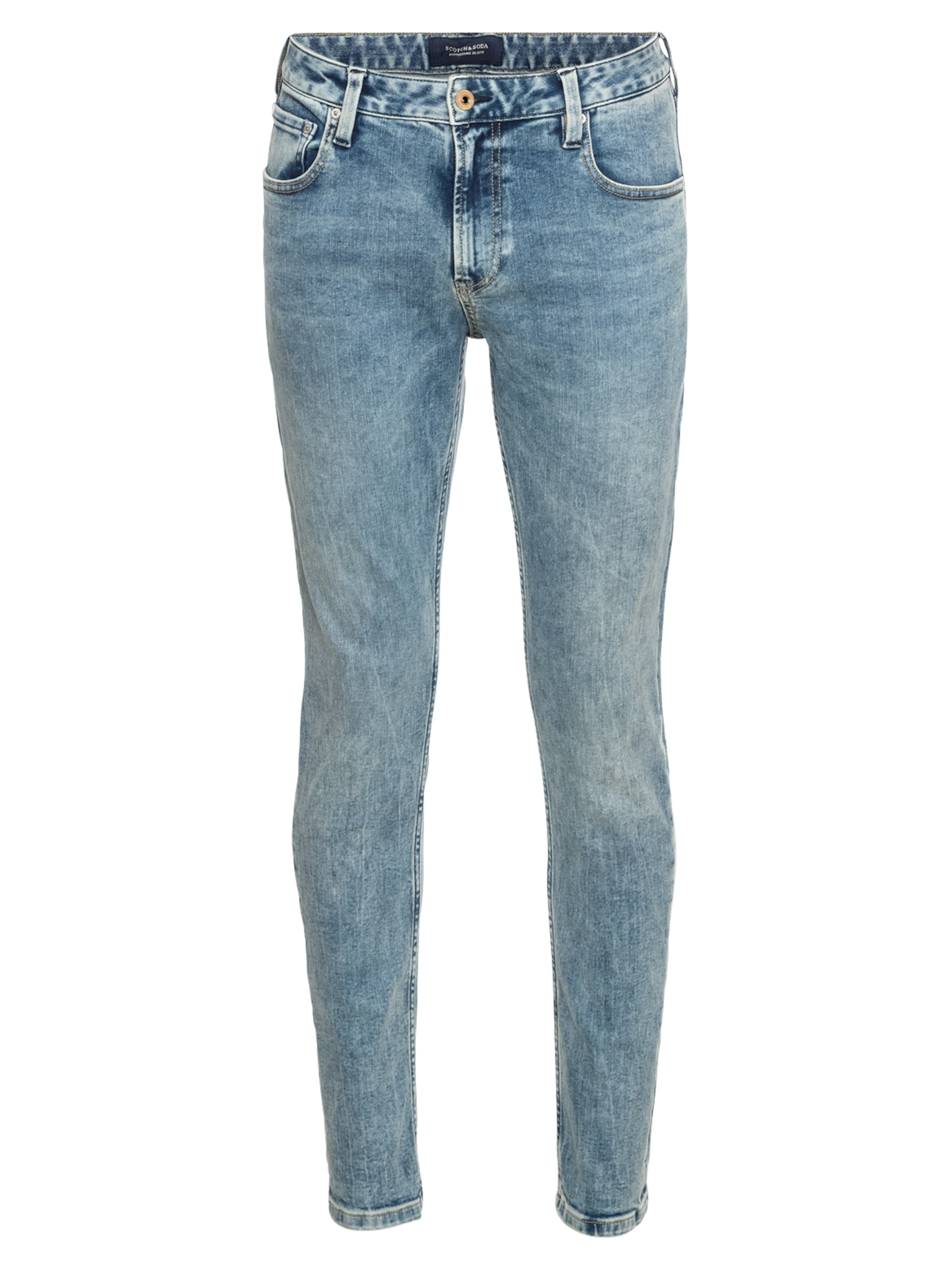 Hike' Denim Soda Scotchamp; In Blue 'skimBlauw Jeans DI2EHW9