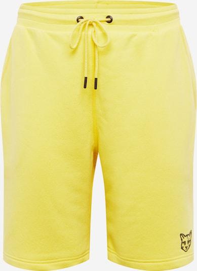 PARI Shorts 'Linus' in gelb, Produktansicht