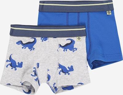 SANETTA Onderbroek in de kleur Blauw / Grijs gemêleerd, Productweergave