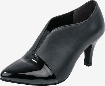 ANDREA CONTI Hochfrontpumps in schwarz, Produktansicht