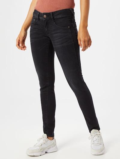 Herrlicher Jeans 'Gila' in black denim, Modelansicht