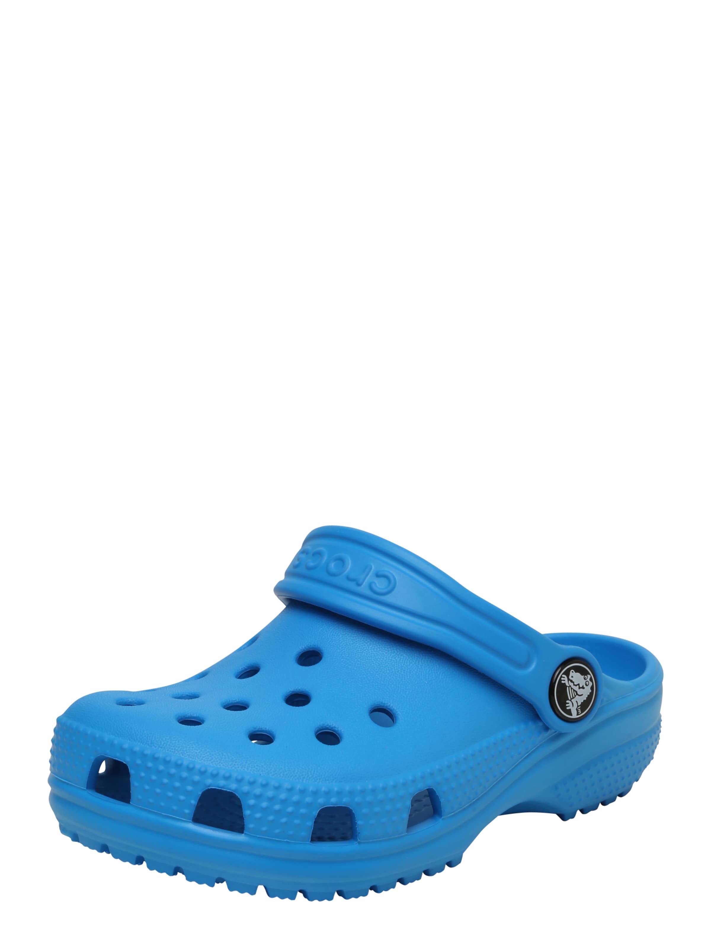 Sandale Chaussure Crocs Eau Rapide K Pour Les Enfants - Bleu dWudG9c76n