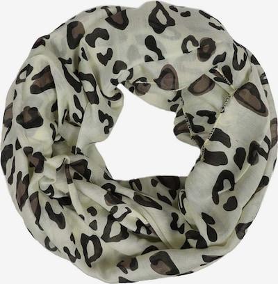 Zwillingsherz Maska z materiału w kolorze beżowy / brązowy / czarnym, Podgląd produktu