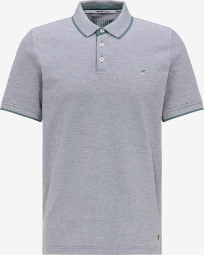 MUSTANG T-Shirt ' Pablo  ' in grau / grasgrün, Produktansicht