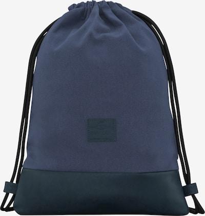 Ghiozdan sac 'Luke' Johnny Urban pe albastru / albastru închis: Privire frontală