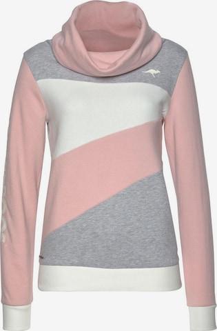KangaROOS Sweatshirt in Mixed colors