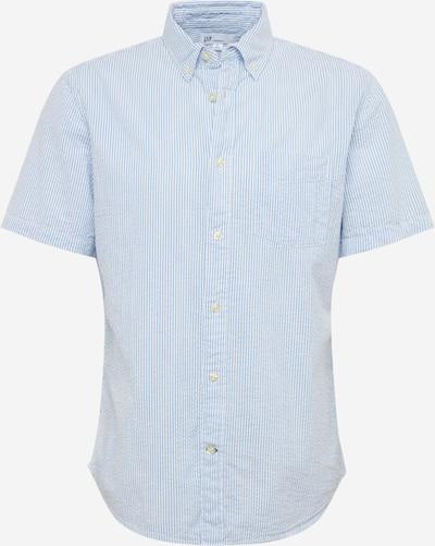 GAP Hemd 'SS SEERSUCKER SHIRT' in blau, Produktansicht