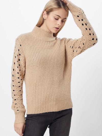 IVYREVEL Sweter w kolorze beżowym: Widok z przodu