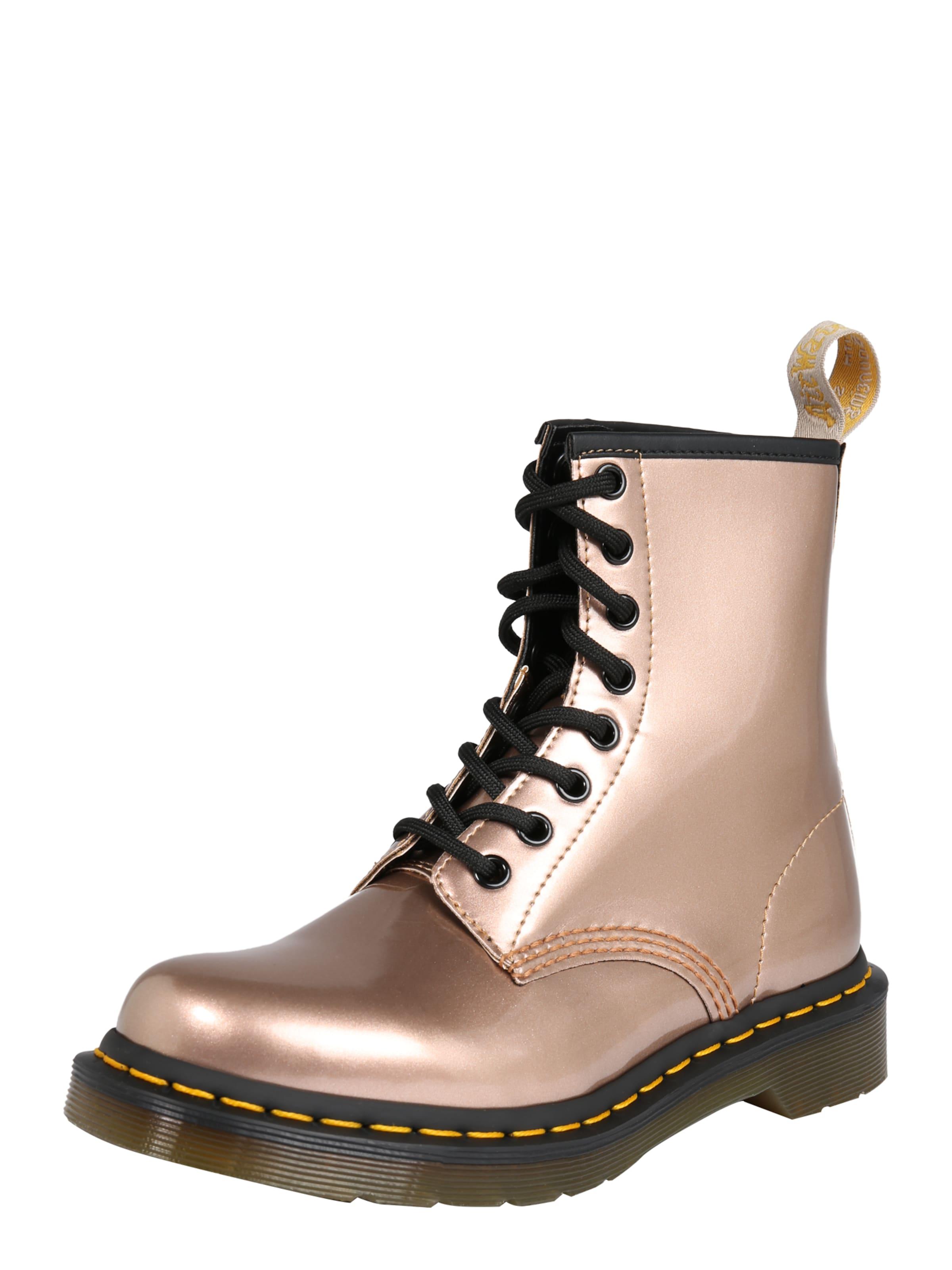 Eye DrMartens Stiefel Boot 1460 Rosé '8 In Vegan' OiTkZXuP