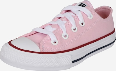 CONVERSE Sneaker 'CHUCK TAYLOR ALL STAR TWISTED VARSITY - OX' in rosa: Frontalansicht