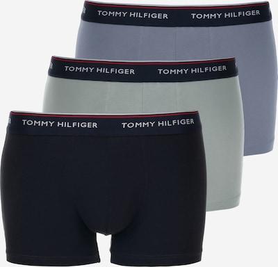 Tommy Hilfiger Underwear Boxers en marine / bleu fumé / vert pastel, Vue avec produit