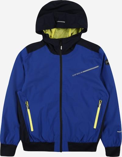 ICEPEAK Sportjacke'TADEO' in blau / kobaltblau, Produktansicht