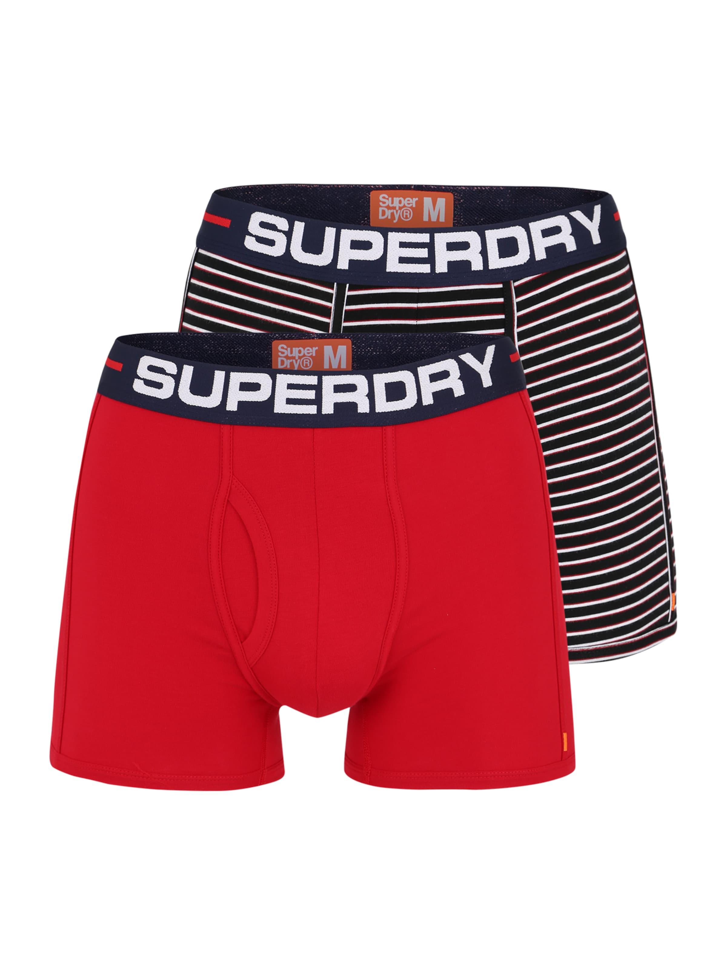 Boxers En BleuRouge Blanc Superdry Boxers En BleuRouge Superdry 9IYDH2WE