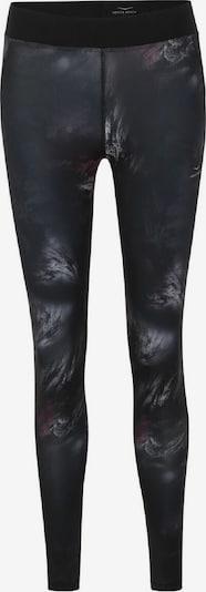 VENICE BEACH Leggings 'Panter Daoph' in schwarz / weiß, Produktansicht