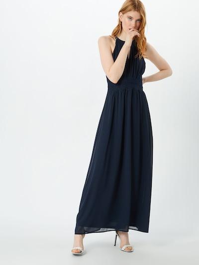 VILA Robe de soirée en bleu foncé, Vue avec modèle