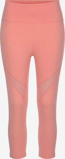 LASCANA ACTIVE Sporthose in pink / silber, Produktansicht