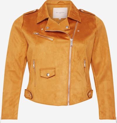 ONLY Carmakoma Veste mi-saison en orange, Vue avec produit