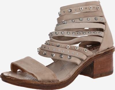 A.S.98 Sandalen 'Kenya' in beige, Produktansicht