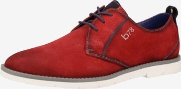 bugatti Halbschuhe in Rot