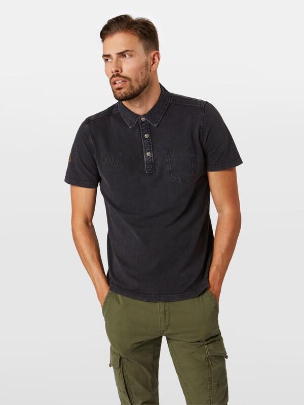 Camel T Foncé shirt Active Gris En N8m0nw
