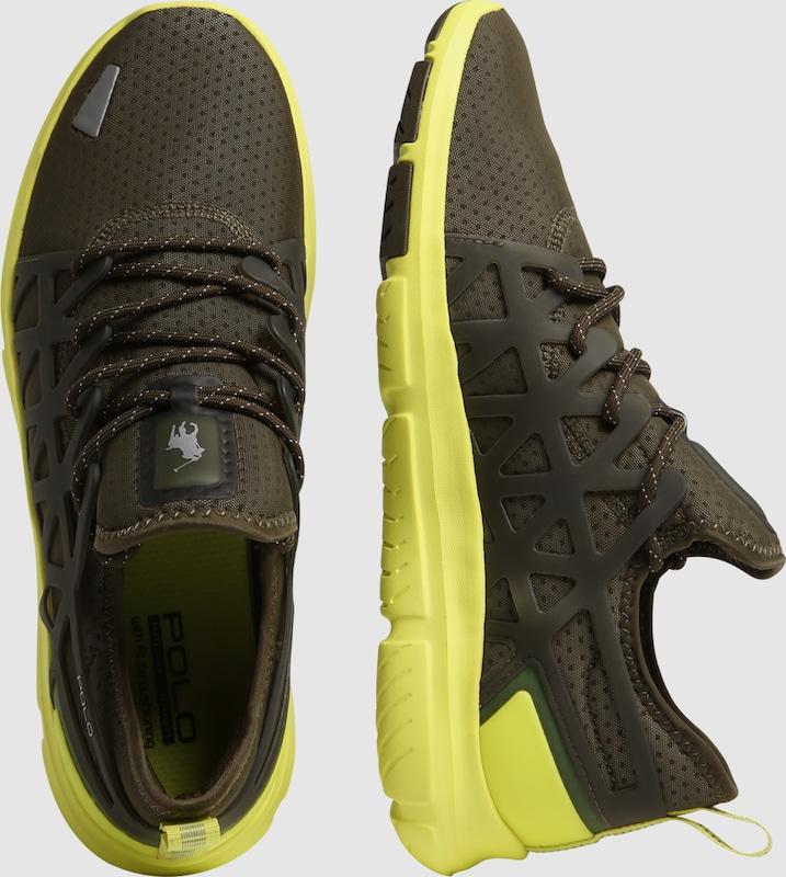 POLO RALPH 'TRAIN LAUREN Sneaker mit Overlays 'TRAIN RALPH 200' 961fdf