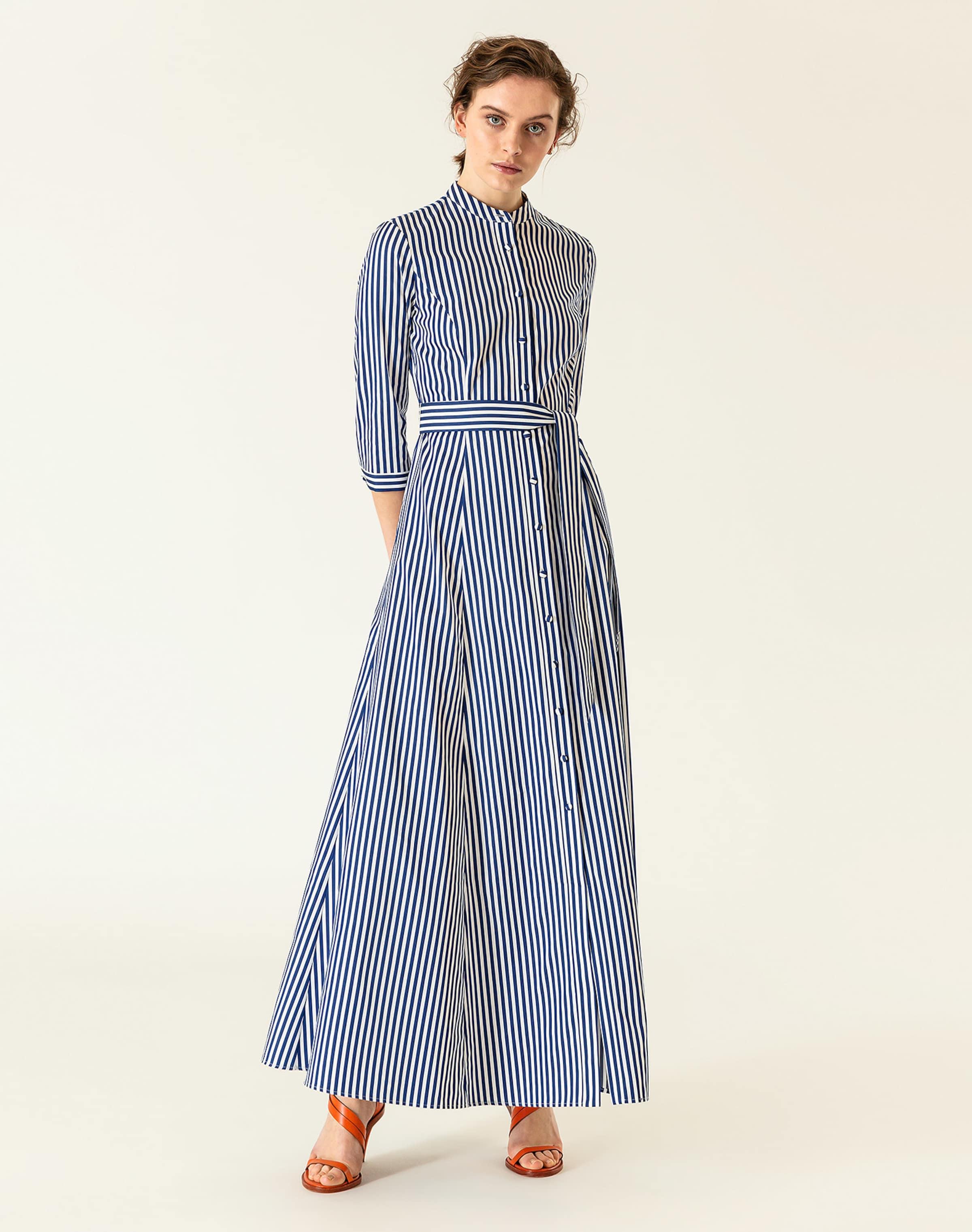 In Oak Dress Dress Ivyamp; In DunkelblauWeiß Ivyamp; DunkelblauWeiß Oak yv0PmnwN8O