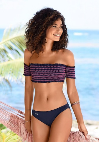 LASCANA Bikini i blå