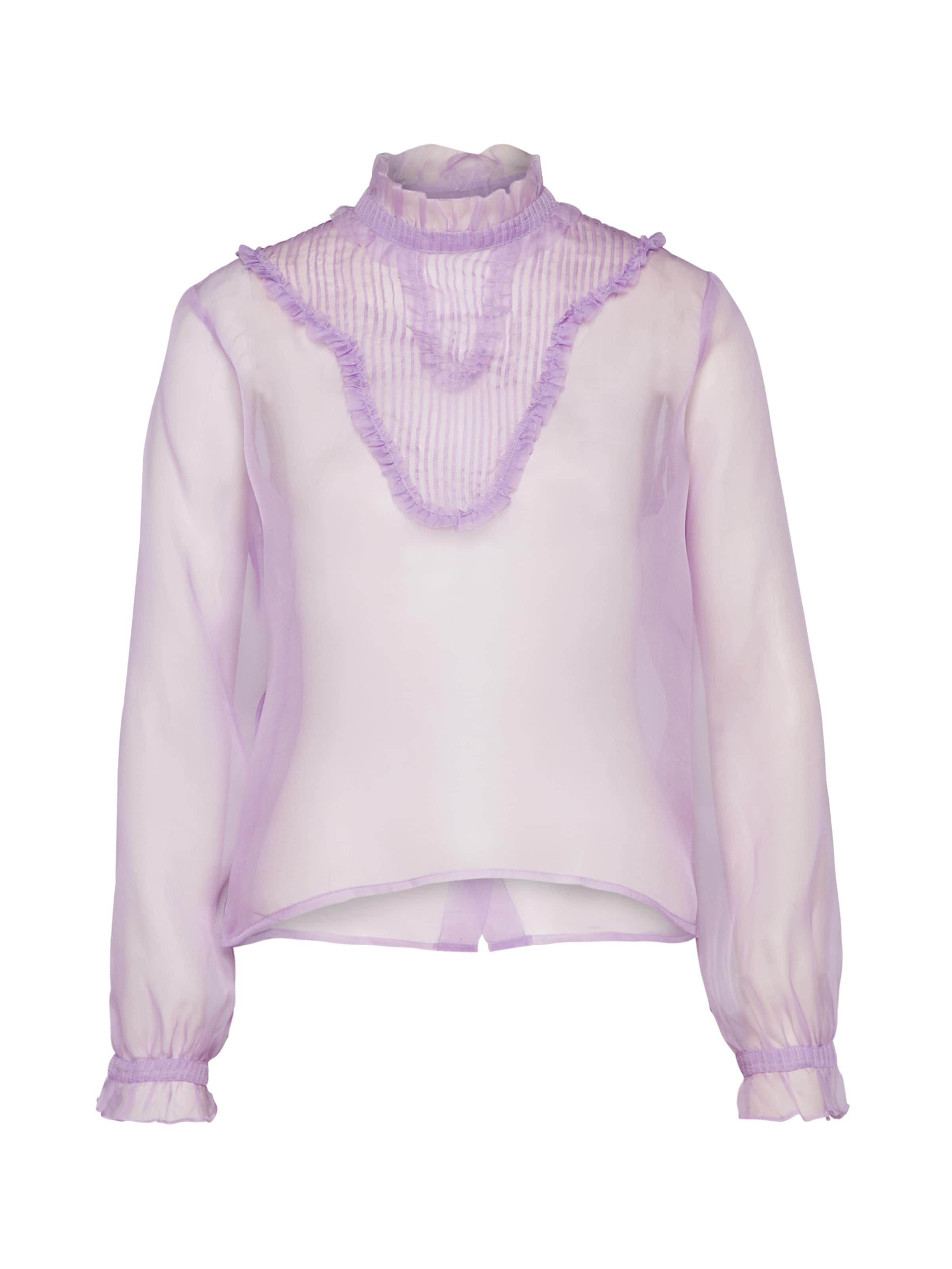'posamaranth Silk' Postyr Lavendel In Tunika TuFJ5cKl31