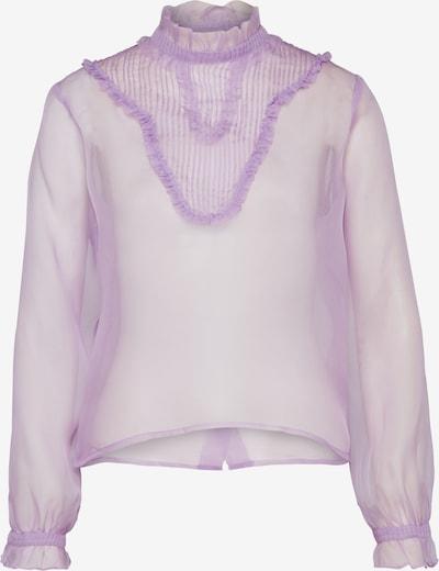 POSTYR Tunika 'POSAMARANTH SILK' in lavendel, Produktansicht