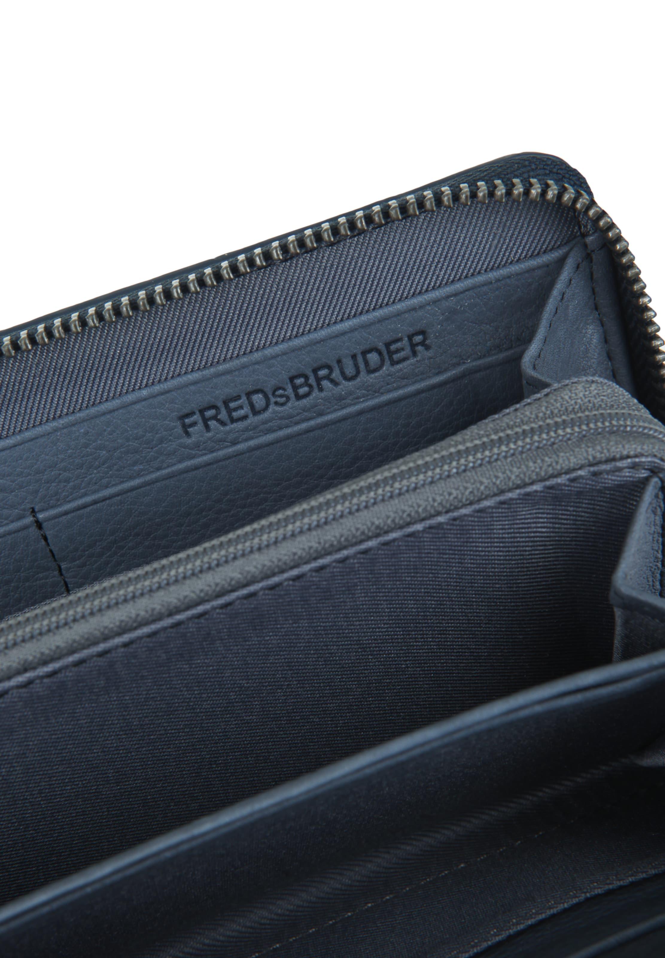 Blau 'wallet Geldbörse Big' Gürteltier In Fredsbruder wkTPulOZiX