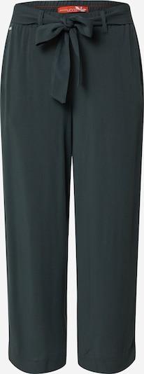 STREET ONE Broek 'QR Emee Wide Leg Pants' in de kleur Grijs, Productweergave