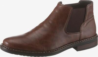 RIEKER Chelsea boots in de kleur Bruin, Productweergave