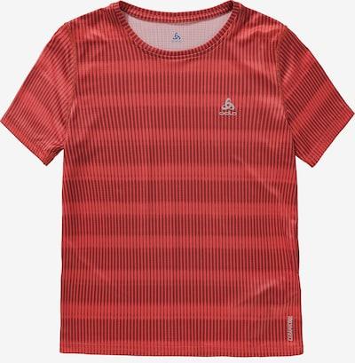 ODLO Funktionsshirt 'Ceramicool' in rot / blutrot, Produktansicht