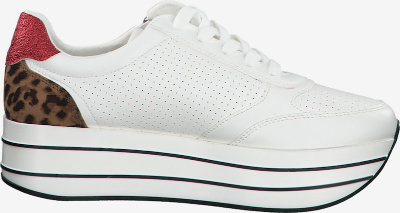 s.Oliver Sneakers laag in Wit TnaRHzi9