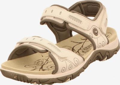 ALLROUNDER BY MEPHISTO Sandale in naturweiß, Produktansicht