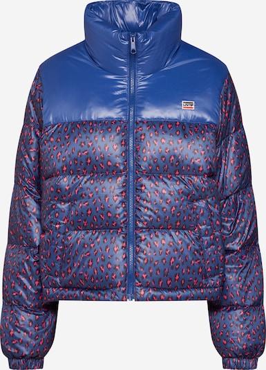 LEVI'S Winterjas 'FRANCESCA' in de kleur Blauw / Rood, Productweergave