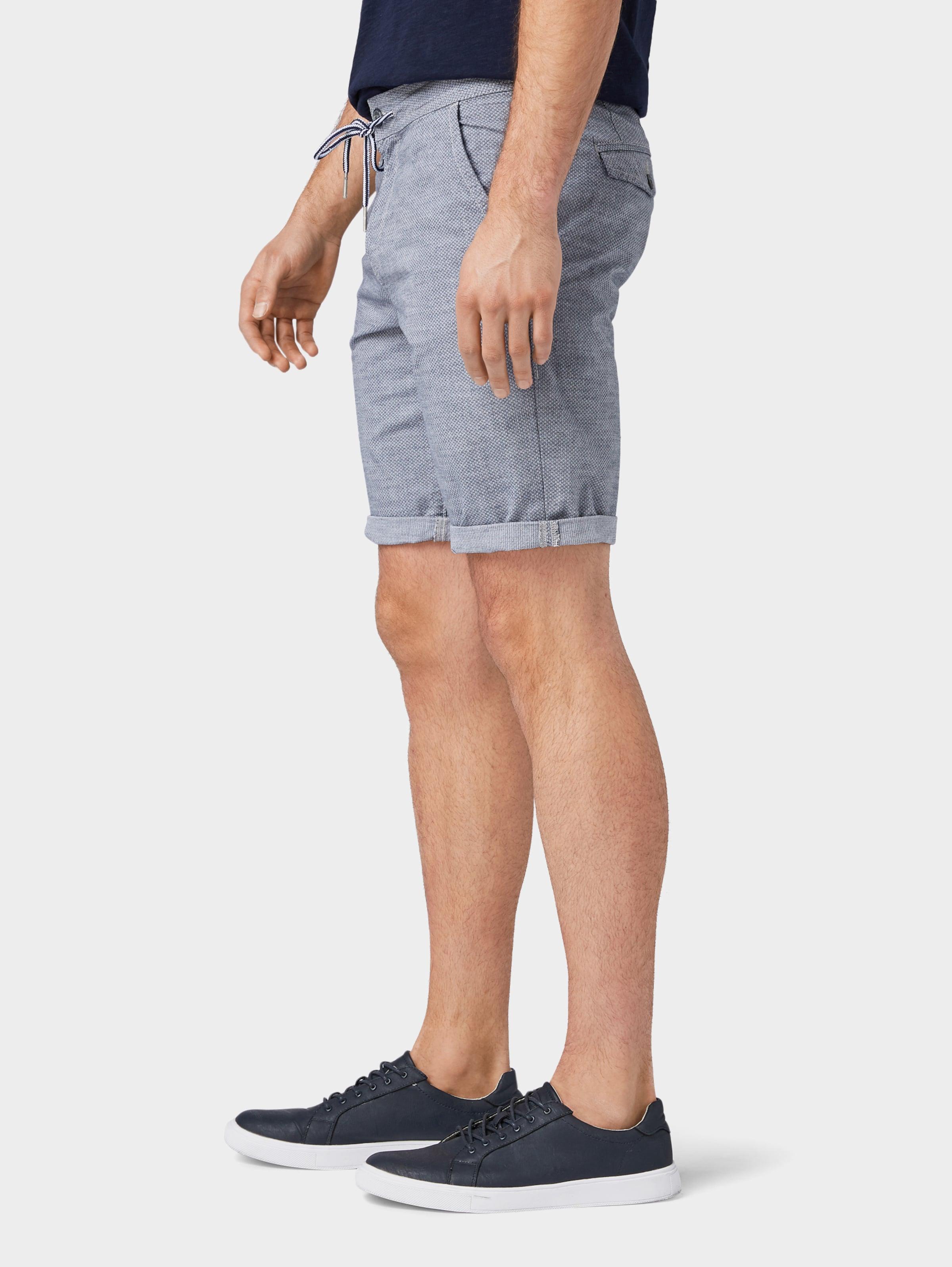 Tom In Weiß TaubenblauSchwarz Shorts Denim Tailor oshQdtrCBx