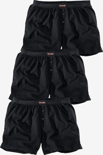 Boxeri H.I.S pe negru, Vizualizare produs