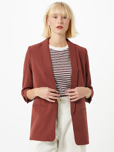ONLY Blazer in rot, Modelansicht